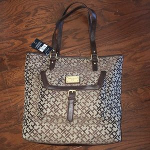 NWT Tommy Hilfiger tote